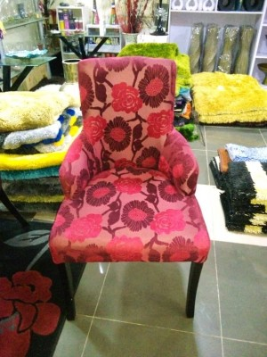 Exclusive & Classic Dining Chair_Red