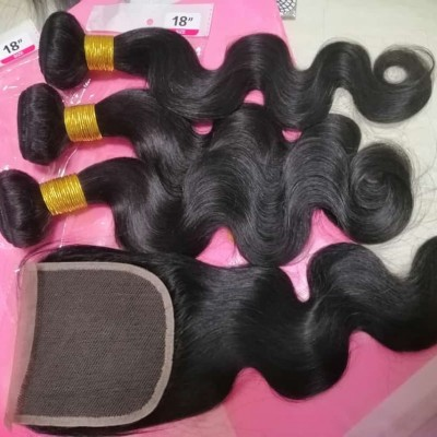 Body wave curly hair
