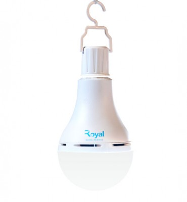 ROYAL 10W RECHARGEABLE BULB (RLB1010)