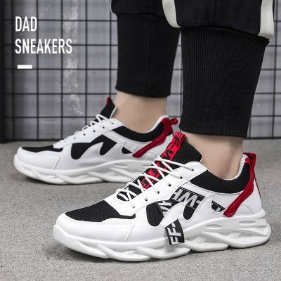 OFF WHITE Casual Lace up fashion sneakers