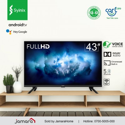 Synix 43″ Smart Android Full HD LED TV