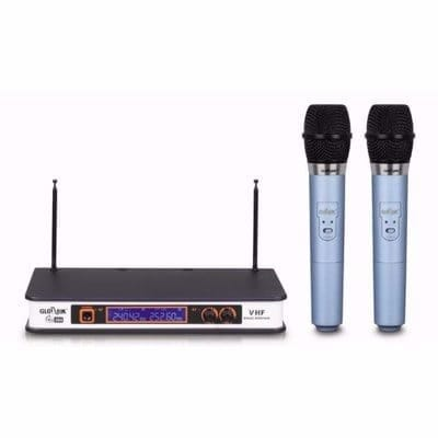A&S Professional Uhf Wireless Microphone System-gm 366b
