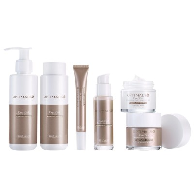 Optimals Even Out skin care set