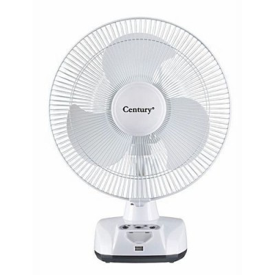 Century 12-Inch Rechargeable Table Fan (FRCT-30-A1)