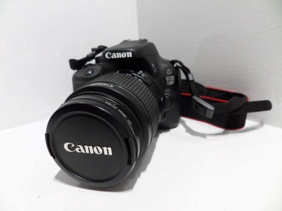 Canon EOS 100D DSLR Camera with 18-55mm lens