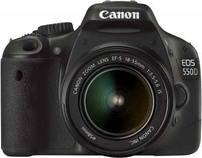 Canon EOS 550D DSLR Camera with 18-55mm Lens