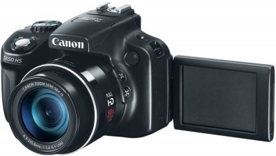 Canon PowerShot SX50 HS 12MP Digital Camera with 2.8-Inch LCD
