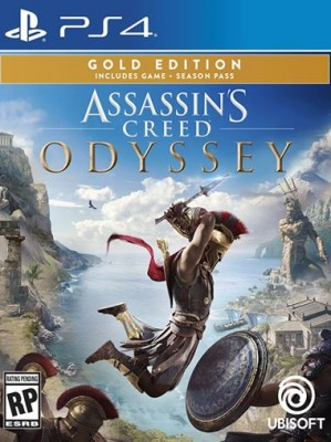 Assasin's Creed Odyssey PlayStation 4
