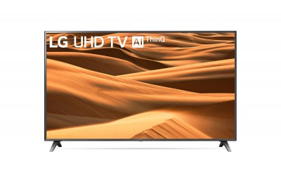 LG 86-inch 4K Super UHD Smart TV with Built-in Satellite Receiver and WiFi – TV 86 UM7580
