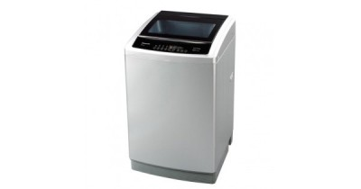 HISENSE WM 162S Top Load, 16 KG, Smart Control, 8 Level Water Selection, Silver Colour, 8 Level Water Selection