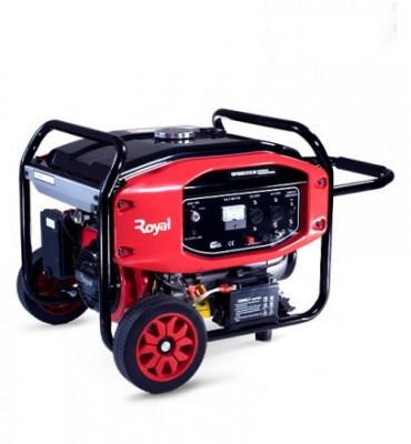 Royal 3.0 KVA Generator with Electric Start (GR3500CE)