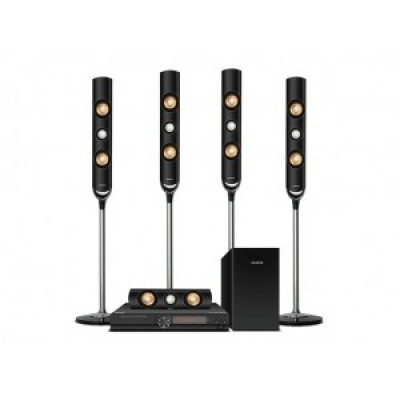 POLYSTAR  HOME THEATRE SYSTEM WITH DVD PV-HT515-5.1