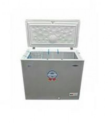 HAIER THERMOCOOL FREEZER CHEST MED 319TS R6 SLV