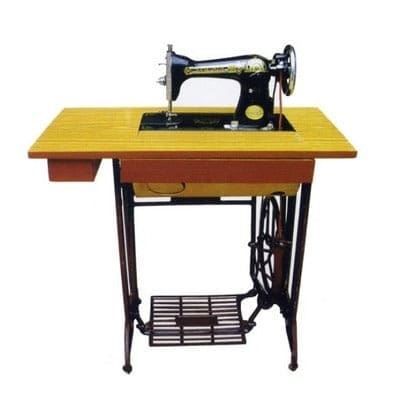 Butterfly Sewing Machine (Manual)