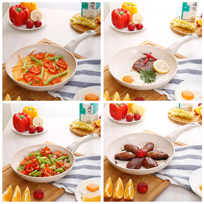 SHP non-stick frying pan, induction cooker
