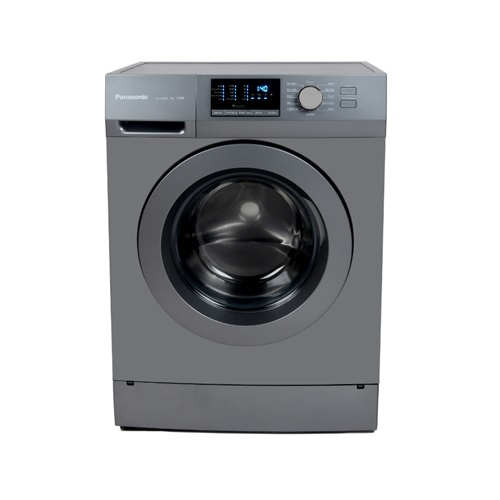Panasonic 8KG Front Load Washer Silver