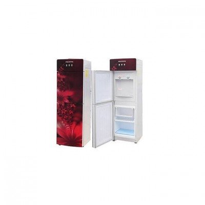 Polystar Water Dispenser Hot And Cold  -PV-R6JX-5RF