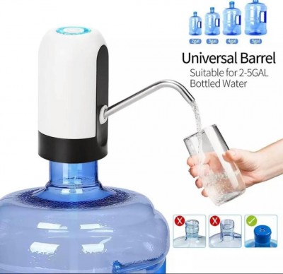 Automatic Water Dispenser Electric Water Pump USB Charging