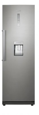 SAMSUNG One Door Twin Ref, Frost Free, Real Stainless, LED Display, Multiflow, Reversible door, LED Lighting, Energy Grade A+, Inverter Compressor (RR35H66107F)