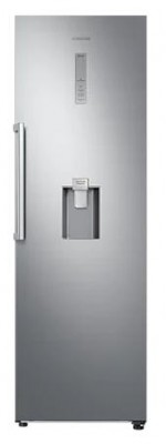 SAMSUNG 390L upright Ref, silver color , Digital inverter technology, power freeze ,fast and Coll freeze water dispenser (RR39M73107F)