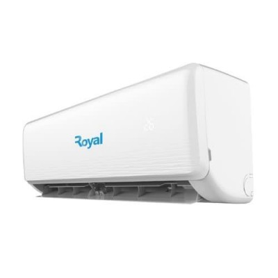 ROYAL ROY-AC0105  Inverter model, R410 Gas Type, Energy Efficient,  Sleep Mode, Pure Copper Condensers, LowVoltage Startup, Super Fast Cooling and Digital  Display, Copper condenser, Free installation Kit. MS09RSA-INV