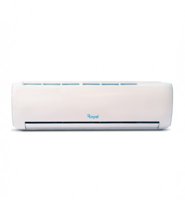 ROYAL ROY-AC0129 Signature Inverter AC, R32 Gas-environment  friendly Gas with Stronger Performance and  Power, High-end model and luxury Mirror  design, Energy Smart Technology, Inverter AC  70% Energy Saving, WIFI Control, 130V-285V  Voltage Range, High density filter, Anion / Cold  Plasma (Sterilization, Deodorization, Dust  removal, Fresh Air) , 4 Way air flow, i-Clean, RFee BV12RSA-INV