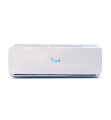 ROYAL ROY-AC0131 Signature Inverter AC, R32 Gas-environment  friendly Gas with Stronger Performance and  Power, High-end model and luxury Mirror  design, Energy Smart Technology, Inverter AC  70% Energy Saving, WIFI Control, 130V-285V  Voltage Range, High density filter, Anion / Cold  Plasma (Sterilization, Deodorization, Dust  removal, Fresh Air) , 4 Way air flow, i-Clean, RFee BV18RSA-INVl