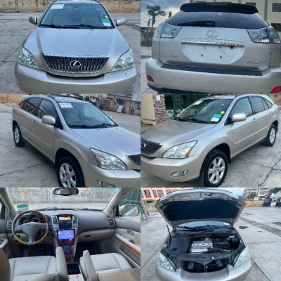 Foreign Used 2004 Lexus RX330
