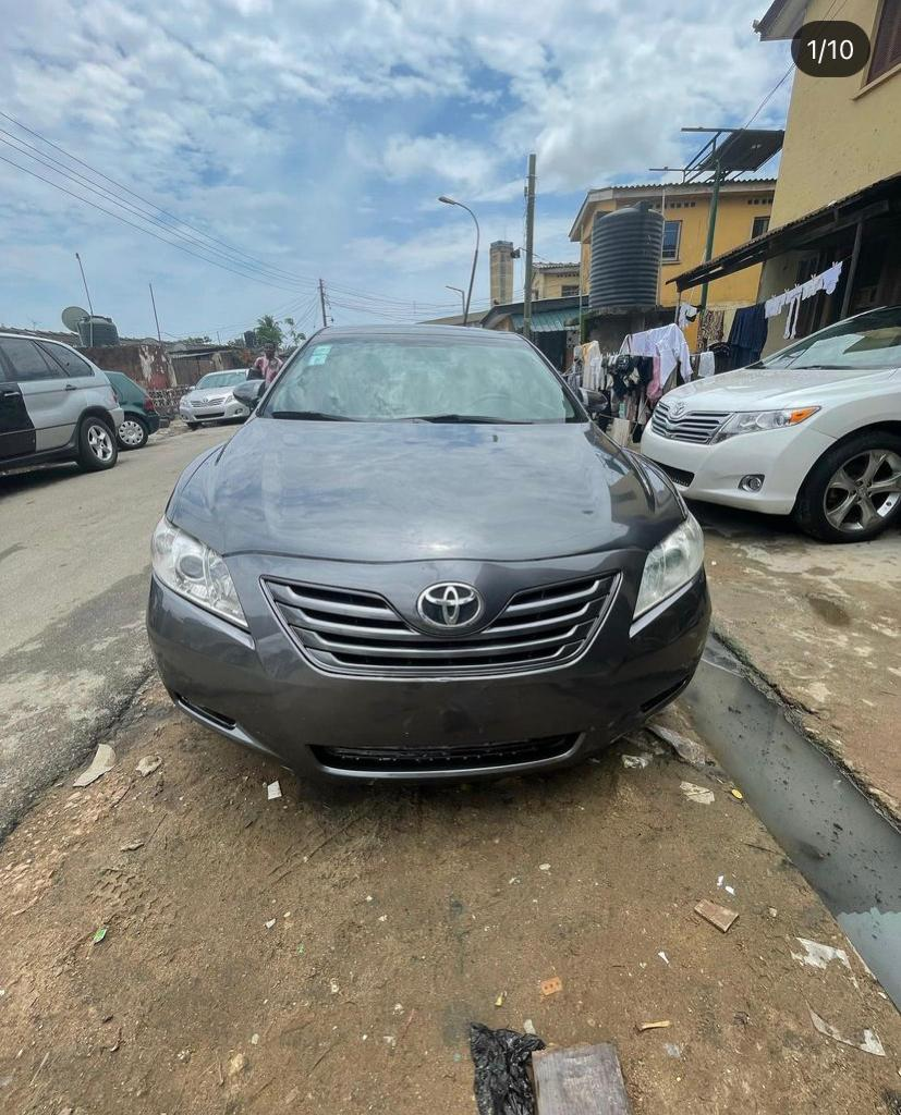 Foreign Used Toyota Camry 2009