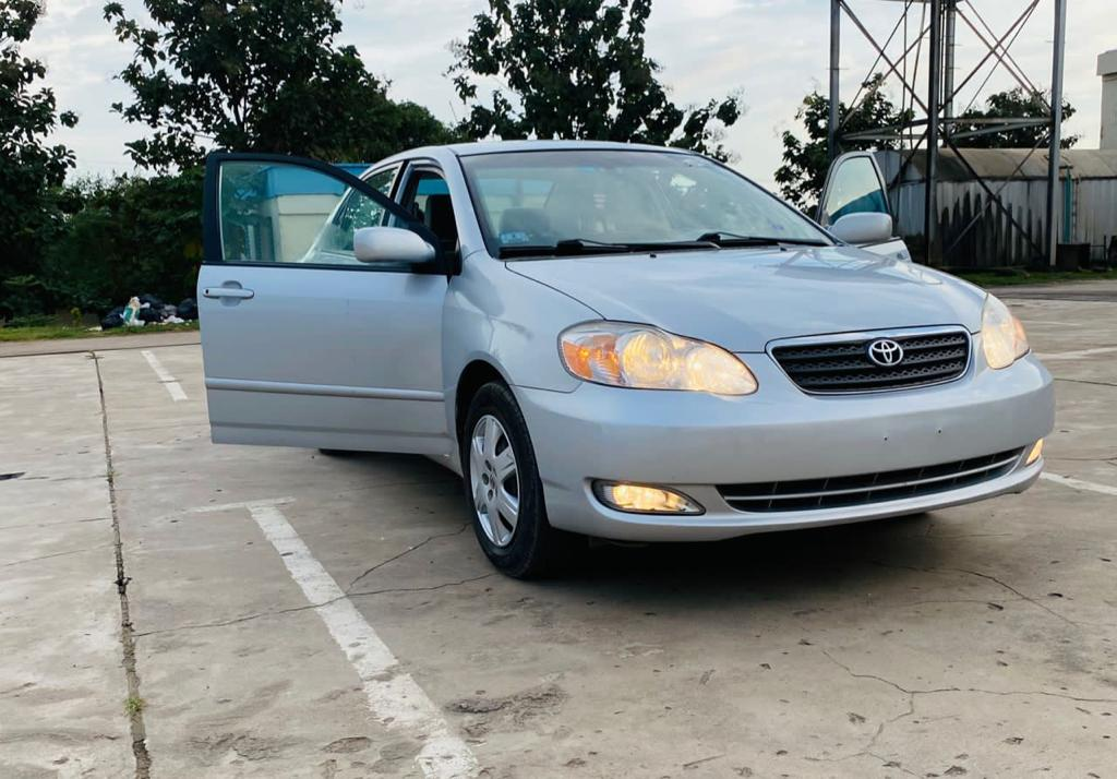 Foreign Used Toyota Corolla 2008